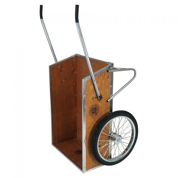 Garden Cart on End