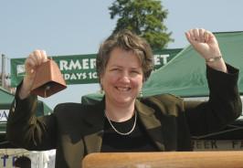 Deputy Secretary of Agriculture Kathleen Merrigan