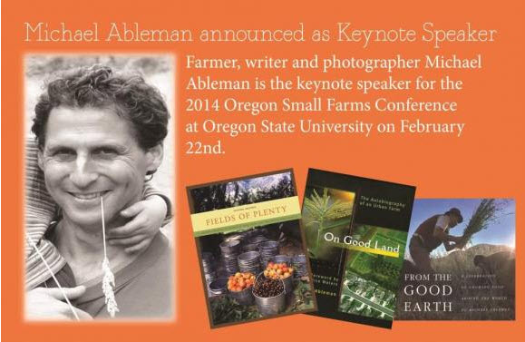 Michael Ableman OSU Small Farms Conference